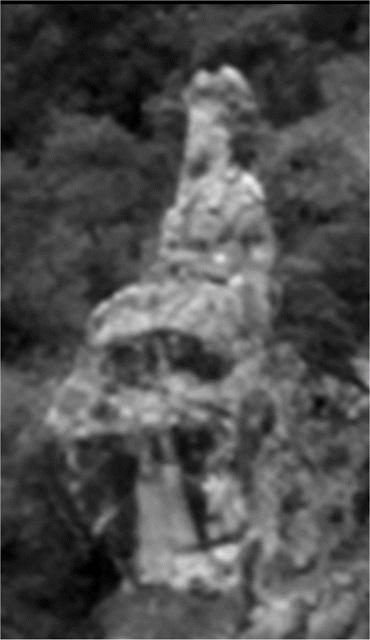 Το ΜΥΣΤΗΡΙΟ με ΠΡΟΣΩΠΑ στον ΙΕΡΟ ΒΡΑΧΟ και σε ΒΟΥΝΑ (εικόνες)