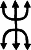 Νορβηγικό σύμβολο του θεού Οντίν