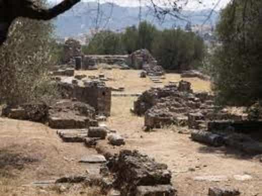 Ιερό Αθηνάς Χαλκιοίκου