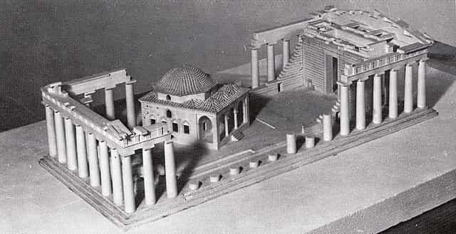 Γιατί οι εκκλησίες χτίστηκαν στην ίδια ακριβώς θέση των αρχαίων ναών
