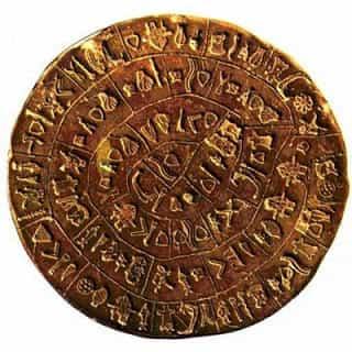 Δίσκος Φιαστού - Οι Φοίνικες Πήραν το Αλφάβητο από τους Αρχαίους Κρήτες