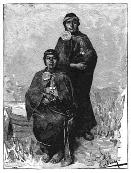 Τα Αρχαία Ελληνικά Ονόματα των Αραουκανών της Χιλής