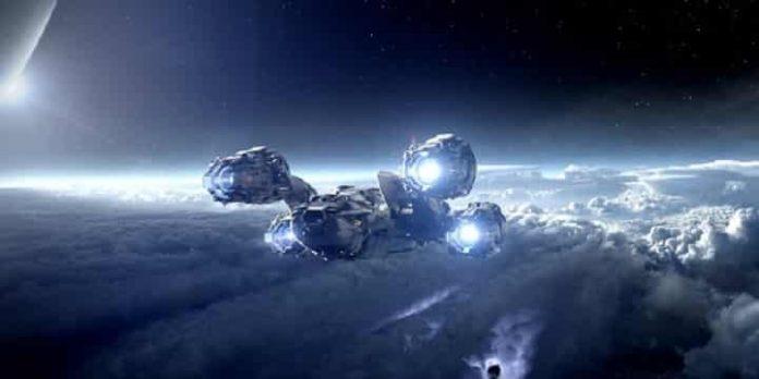 Φανταστικό διαστημόπλοιο