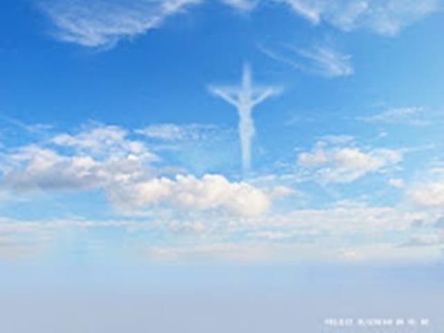 Αν ΕΜΦΑΝΙΣΤΕΙ ο ΕΣΤΑΥΡΩΜΕΝΟΣ στον Ουρανό Που Θα Πάει το Μυαλό σας !!! (video)