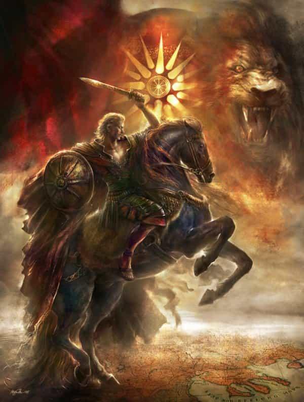 Γιατί ο Μέγας Αλέξανδρος με Χαλκό Έκλεισε τις Πύλες των Αποστατών