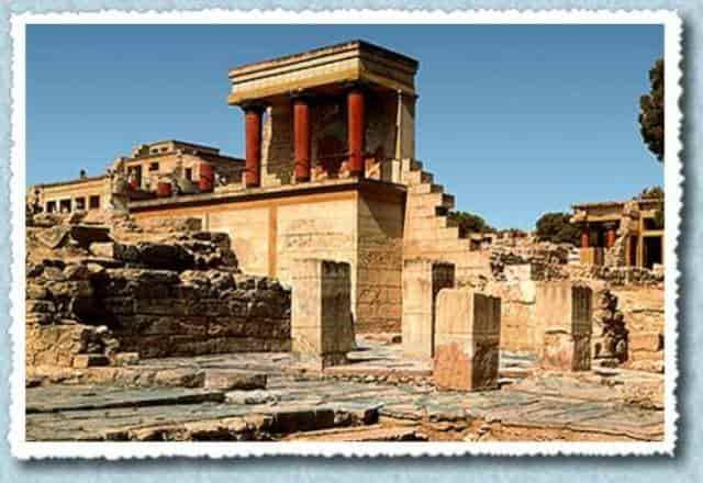 Το ομφάλιο πεδίο της Κνωσού ήταν αρχαίο παγκόσμιο γεωδαιτικό κέντρο. Ίσως, το πρώτο στον κόσμο