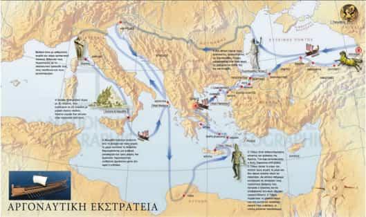 Έφτασαν οι Αργοναύτες στις Άνδεις και τη λίμνη Τιτικάκα;