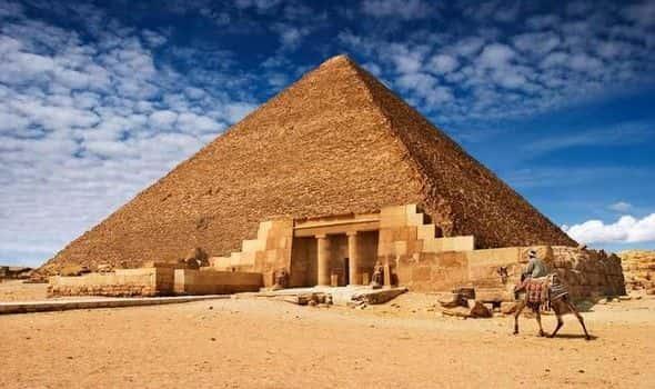 Πυραμίδα Αιγύπτου