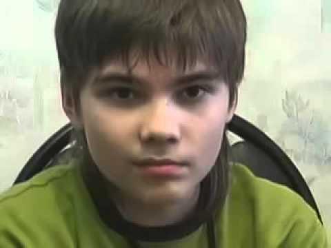 ΜΠΟΡΙΣΚΑ - Το Παιδί (indigo;) που Λένε ότι Ήρθε από τον Άρη (video)