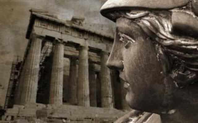 Αποτέλεσμα εικόνας για Πολεμικές υπηρεσίες της Αθήνας πριν από τα Μηδικά.