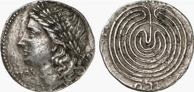 Αγρογλυφικό με τον Λαβύρινθο της Κρήτης (video)