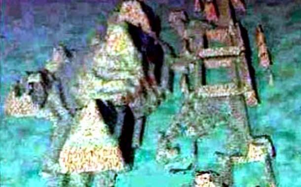 Πυραμίδες στην Κούβα