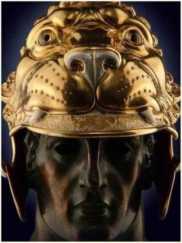 Κράνος Μεγάλου Αλεξάνδρου