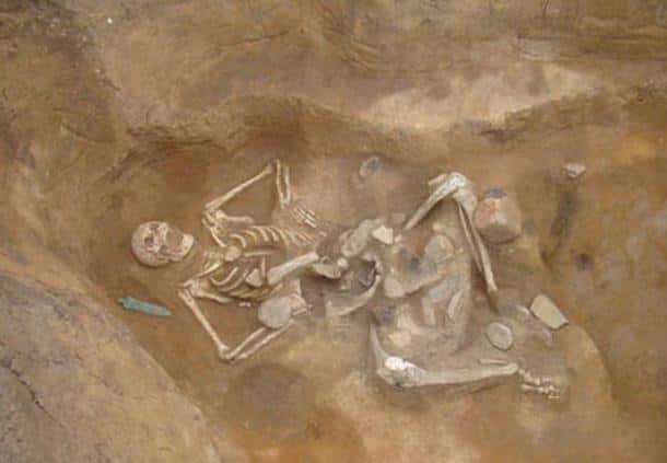 Γιγάντιος σκελετός βρέθηκε στην Βουλγαρία