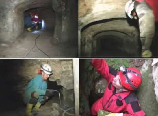 Τι κρύβεται στα υπόγεια τούνελ της Αγίας Σοφίας