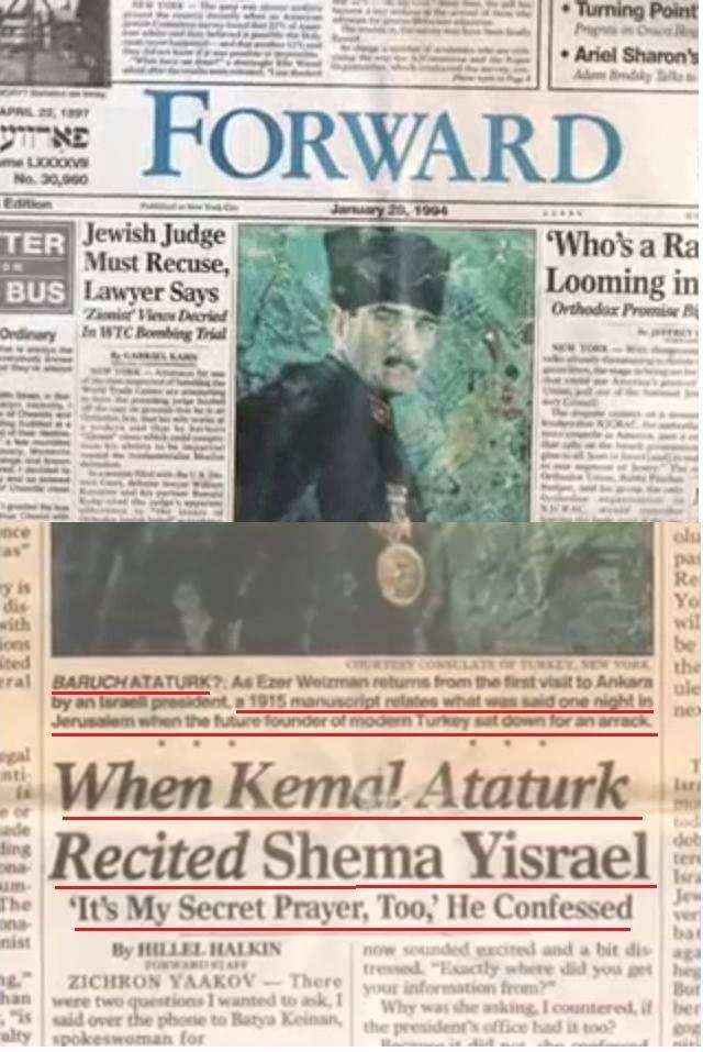 Το καλά Κρυμμένο Μυστικό της Καταγωγής του Κεμάλ