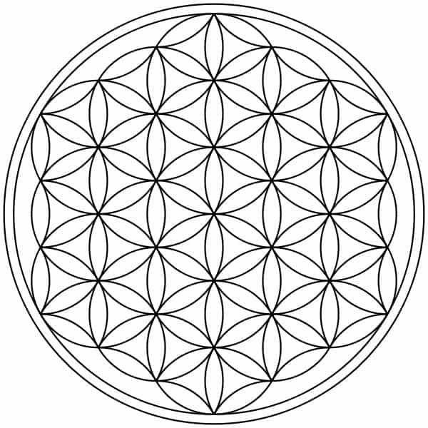 Το Λουλούδι της Ζωής : Μοτίβο Δημιουργίας και Ζωής στο Σύμπαν