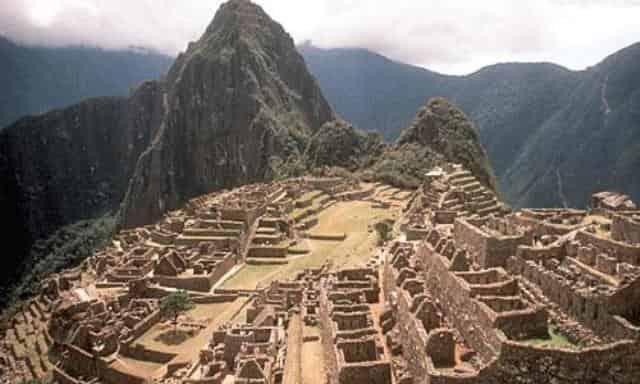 Αρχαίοι Έλληνες Έφεραν Πολιτισμό στο Περού - (σημαντικές πηγές)