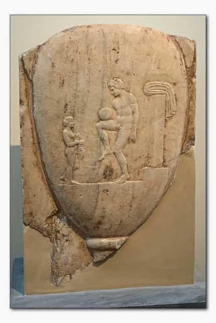 ΕΠΙΣΚΥΡΟΣ: Το Ποδόσφαιρο στην Αρχαία Ελλάδα