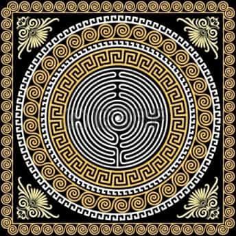 Ο Μαίανδρος ως Σύμβολο της Αρχαίας Ελλάδος και η Χειρώνειος ή Μαιάνδριος λαβή