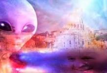 Πάπας και εξωγήινοι