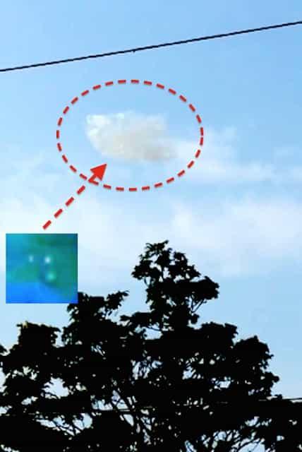 Σε ΣΥΝΝΕΦΟ ήταν ΜΕΤΑΜΦΙΕΣΜΕΝΟ το UFO... (εικόνες-video)