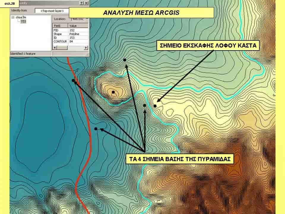 Η Τεράστια Πυραμίδα της Αμφίπολης, στον Λόφο Καστά (εικόνες)