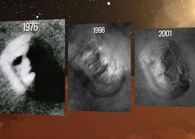 Πρόσωπο στον Άρη