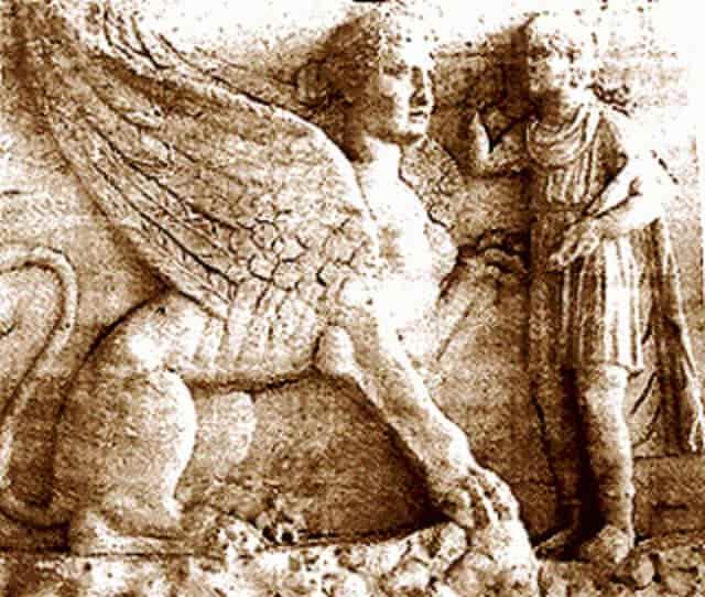 Ο μύθος του Οιδίποδα και της Σφίγγας - Τα κρυμμένα μυστικά