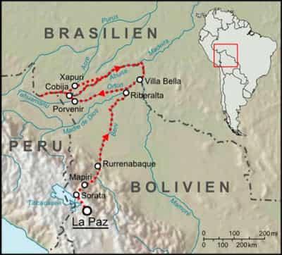 Η Χαμένη Αρχαία Ελληνική Πόλη στον Αμαζόνιο
