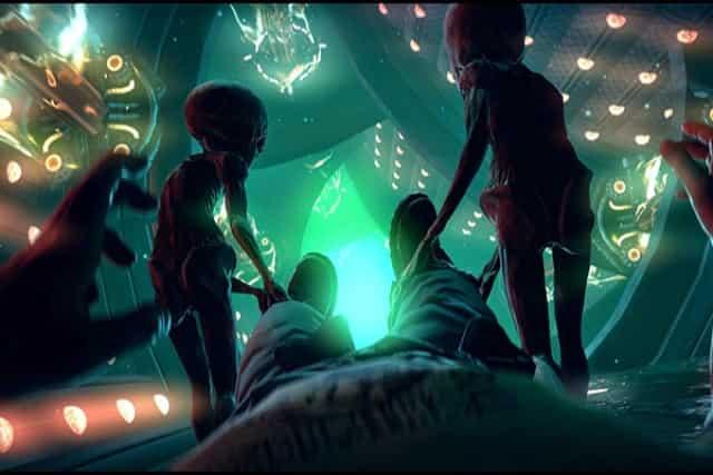 Απαγωγή από εξωγήινους