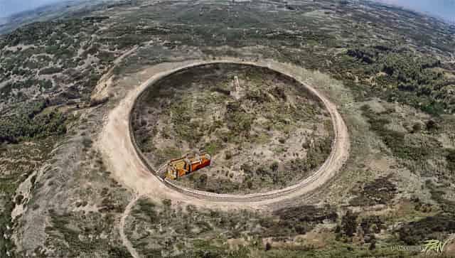 Τύμβος Καστά και η σχέση του με τον Άξονα της Γης ! ! !