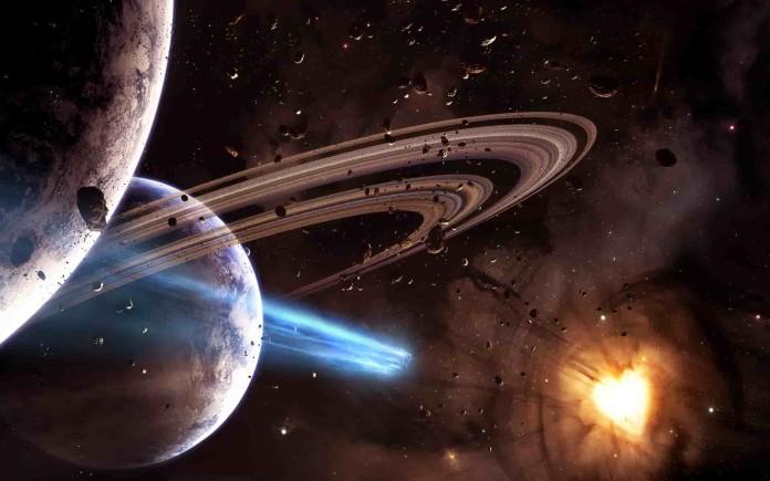 φανταστικο διαστημα