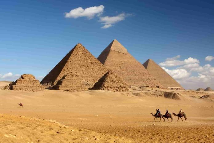 Δείτε γιατί τις Πυραμίδες της Αιγύπτου τις έχτισαν Έλληνες