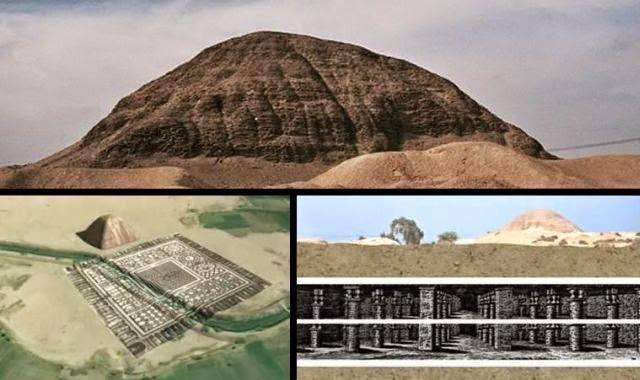 Εντοπίστηκε ο αιγυπτιακός Λαβύρινθος υποστηρίζουν Βέλγοι αρχαιολόγοι