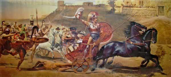 Μυρμιδόνες, οι τρομεροί πολεμιστές του Αχιλλέα