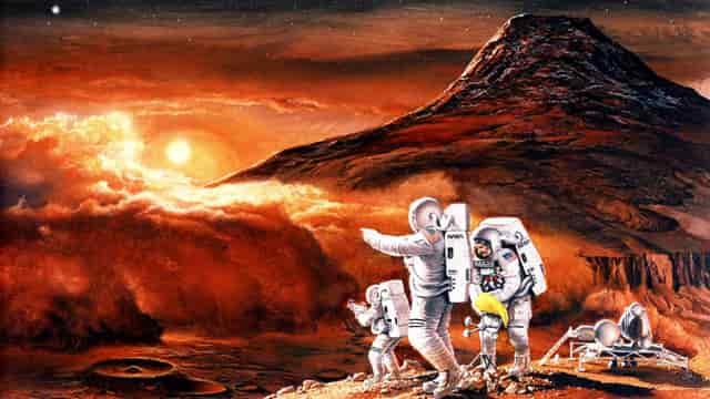 «Project Pegasus» και το Απόρρητο Ταξίδι στον Άρη με Τηλεμεταφορά
