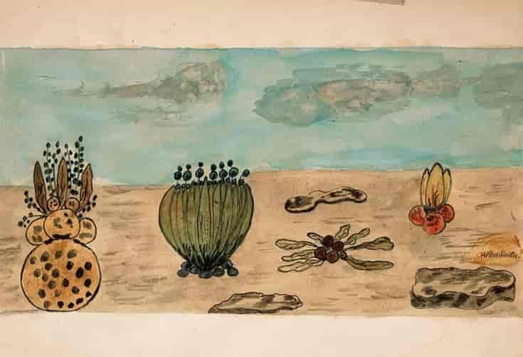 Έλεν Σμιθ και οι συνομιλίες της με κατοίκους του Άρη