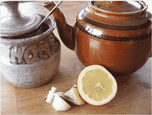 Τσάι και Σόρδο με λεμόνι