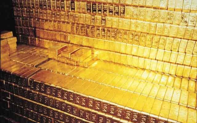 πλάκες χρυσου