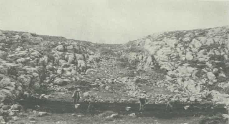 Το άγνωστο ιερό του Διός στην κορυφή του Υμηττού