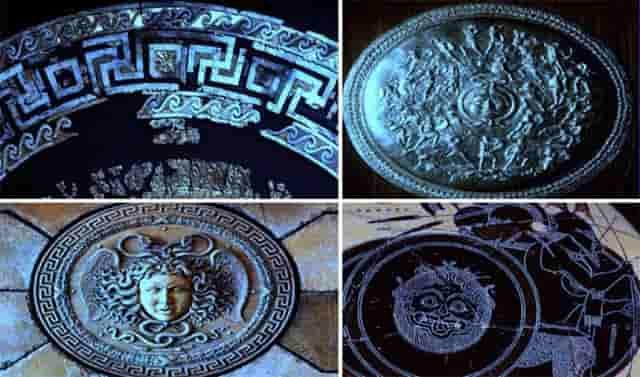 Οι Μυστικές Δυνάμεις των Ασπίδων. Τα Ιερά Όπλα των Αρχαίων Ελλήνων
