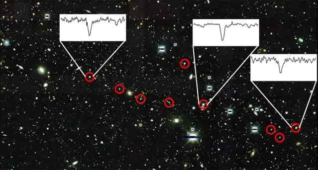Βρήκαν γαλαξίας γεμάτος γεμάτος χρυσό, σίδηρο και πλατίνα