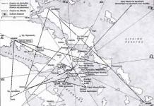 Κάθοδος – Ανοδος ψυχών και το Χωροδικτύωμα Ναών