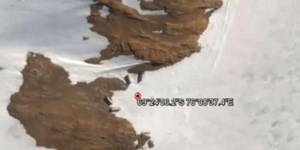 4 Μυστηριώδη Αντικείμενα στην Ανταρκτική
