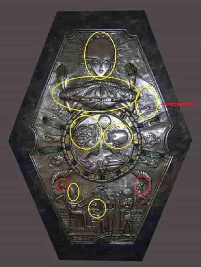 Απεικονίσεις Εξωγήινων σε Αρχαίο Αιγυπτιακό Τάφο; (video)