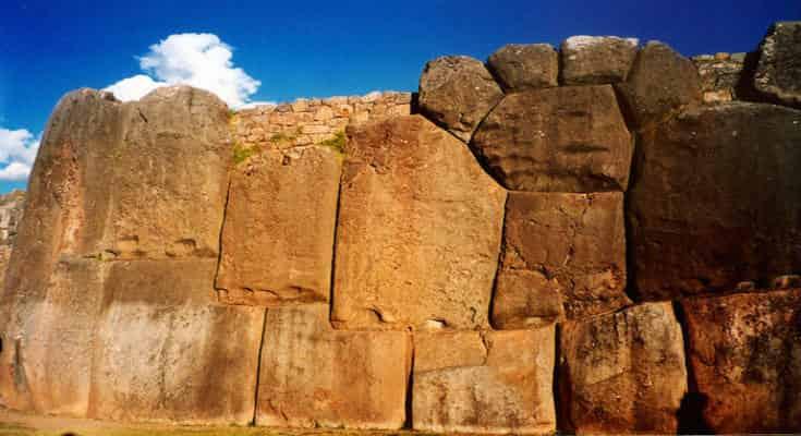 Απίστευτες εικόνες του Sacsayhuaman που δεν έχετε δει ξανά