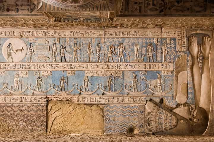 Ανακαλύφθηκε αιγυπτιακός ναός 4.200 ετών σε άριστη κατάσταση!