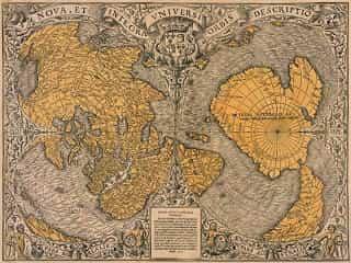 Χάρτης Πίρι Ρέις