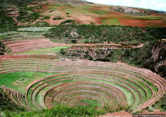 Αρχαιοελληνικό Θέατρο των Ίνκας ή... Αγροτική Ακαδημία;
